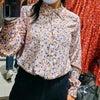 Zaraで一目惚れしたシャツの画像