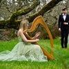 ハープの音で紡ぐ結婚式、承りますの画像