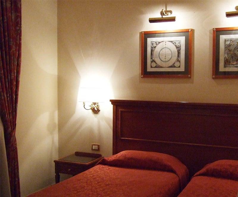 イタリア旅行の素敵なホテル