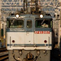 画像 2021.10.2 広島工臨 9389レ EF65 1124、75レ EF65 2057 の記事より 2つ目