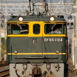 画像 2021.10.2 広島工臨 9389レ EF65 1124、75レ EF65 2057 の記事より 1つ目