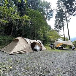 画像 初キャンプ! の記事より