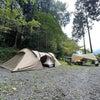 初キャンプ!の画像