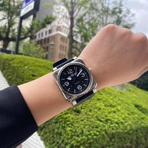 お気に入りの時計の写真の画像