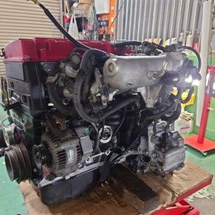 86/BRZ,K20A換装パーツ遂に、、、4ドアRはエンジン搭載♫別注PP1用H断面コンロッドの画像