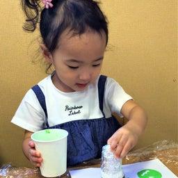 画像 食育教室 サツマイモで・・・ぺったん。 の記事より 12つ目