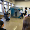 避難訓練 その2の画像