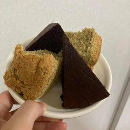 画像 ヘルシーお菓子にはまってます。失敗した?シフォンケーキ の記事より 1つ目