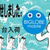 ■BIGLOBEモバイル■MNPキャッシュバックの画像