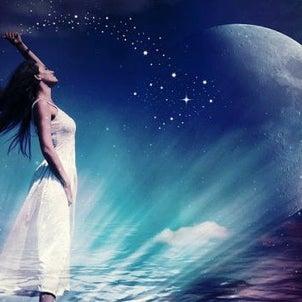 新月と満月の遠隔ヒーリング☆の画像