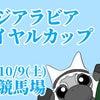 ツルマツコンピ2着じゃダメなんです。10月9日(土)阪神東京新潟の画像