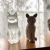 猫神様と手作り猫と愛猫に守られているわたしの画像