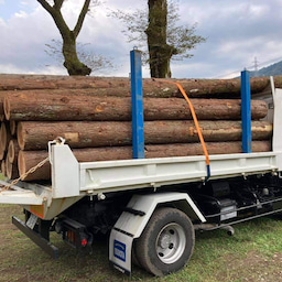 画像 林業用車両をご納車 想定の範囲内を遥かに超えた環境… の記事より 3つ目