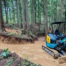 画像 林業用車両をご納車 想定の範囲内を遥かに超えた環境… の記事より 2つ目
