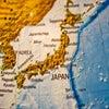 予知夢か?日本地図で…の画像