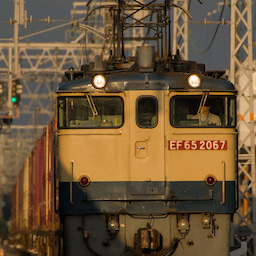 画像 2021.10.9 75レ EF65 2067 神戸線 の記事より