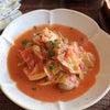 家にあるもので簡単!鶏肉とキャベツのクリーミィトマト煮の画像