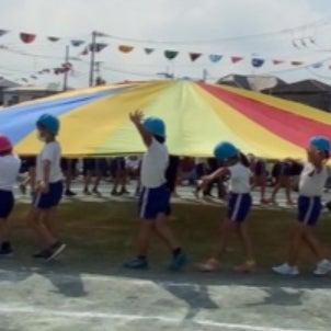 大神美里幼稚園(認定こども園) 運動会の画像