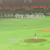 久しぶりの野球観戦でリフレッシュの画像