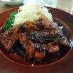 アサヒビアケラーアベノ 「阿倍野トンテキ」※ご飯大盛おかわり無料