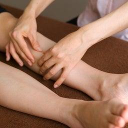 画像 足のむくみにも整膚はいい の記事より