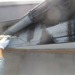 画像 日立市 外壁塗装屋根塗装A様邸 破風塗装雨樋塗装 富士塗装店 の記事より 1つ目