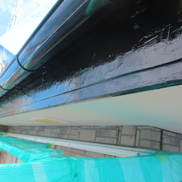 画像 日立市 外壁塗装屋根塗装A様邸 破風塗装雨樋塗装 富士塗装店 の記事より 2つ目