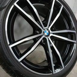 画像 アルミホイール 修理 福岡 BMW ガリキズ 修復 の記事より 2つ目