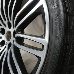 画像 アルミホイール 修理 福岡 BMW ガリキズ 修復 の記事より 8つ目