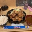【食べ放題】からまる定食食べ放題!@唐揚げ専門店 から揚げまる 名古屋市中区