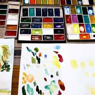 色遊びの画像