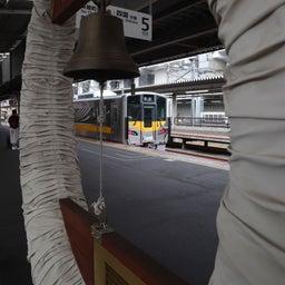 画像 岡山駅でDEC700を観察! の記事より 7つ目