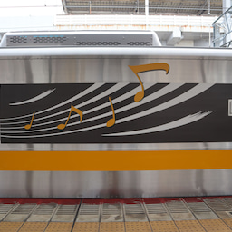 画像 岡山駅でDEC700を観察! の記事より 5つ目