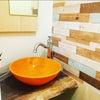 ラコルノのトイレと手洗い場!の画像