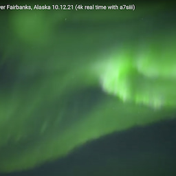 画像 短報:突然の太陽風でオーロラ出現 の記事より 2つ目