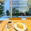 Café&Meal_MUJI日比谷 10/25に閉店です…❤️レム日比谷 併設カフェ
