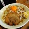 麺屋ガテンZ 「MAZEそば・中盛」の画像