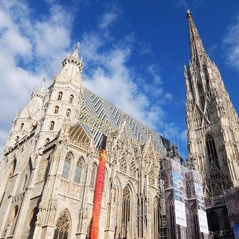 シュテファン大聖堂(ウイーン/オーストリア) 〈ウイーン歴史地区〉
