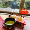 太宰府で食べた梅ヶ枝餅の画像