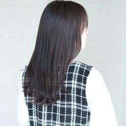 画像 ☆秋におすすめダークブラウンレイヤーカット☆ の記事より 2つ目