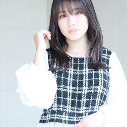 画像 ☆秋におすすめダークブラウンレイヤーカット☆ の記事より 1つ目