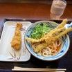 まだまだ昼間は極残暑なのにお目当てが終売『丸亀製麺 尼崎浜田店』