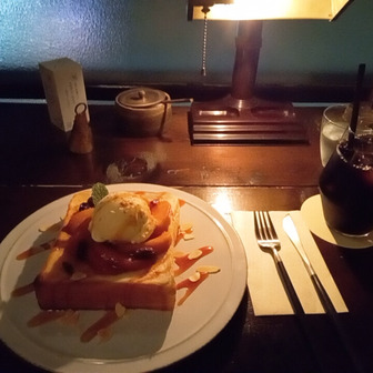 喫茶カルメル堂