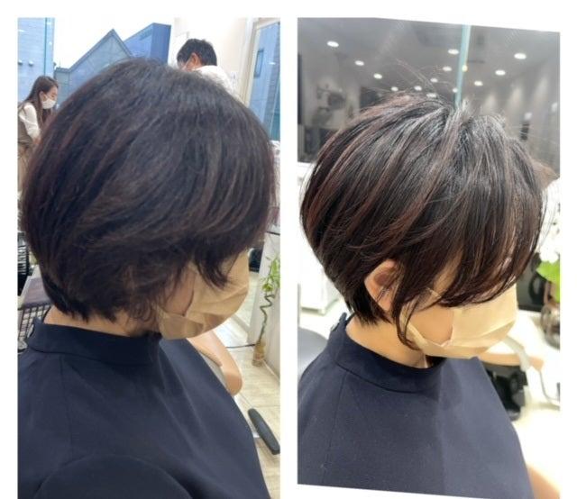 ショートこそ髪質改善プレミアムトリートメントで格段の差!!!