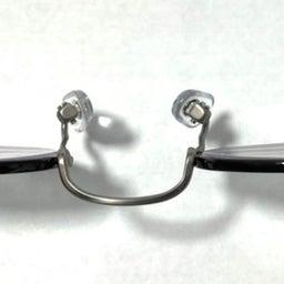 画像 -7D弱の強度近視用眼鏡の仕上がり の記事より 2つ目
