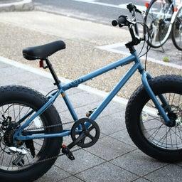 画像 【ファットバイク BRONX BRONX20DD】欲しい車種がはあれば即! の記事より 4つ目
