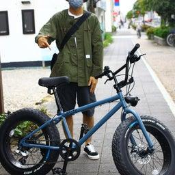 画像 【ファットバイク BRONX BRONX20DD】欲しい車種がはあれば即! の記事より 1つ目