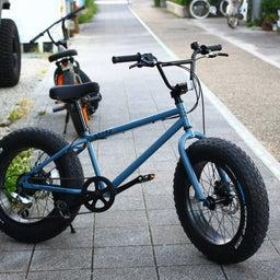 画像 【ファットバイク BRONX BRONX20DD】欲しい車種がはあれば即! の記事より 3つ目