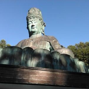大仏様を拝観してきましたの画像