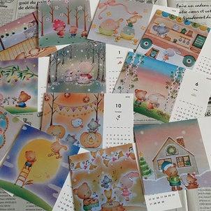 ♡2022年カレンダー販売♡の画像